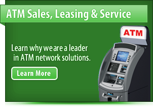 ATM Sales, Leasing, Service